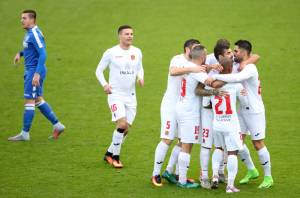 BOV Premier League | Valletta 1 – Mosta 0