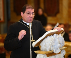 Xagħra archpriest amongst favourites to replace Mario Grech as bishop of Gozo - reports