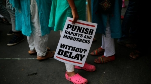 Girl in India burnt alive after being raped