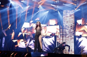 Ira Losco takes Malta to the Eurovision Song Contest finals