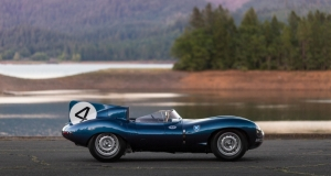 Le Mans-winning Jaguar D-type for sells for record $21.78m