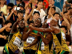 Bolt ends Olympic career with unprecedented 9th gold medal
