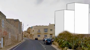 Dingli up in arms over re-proposed five-storey development