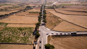 Two out of every three Maltese believe roads and big projects are a threat to the environment