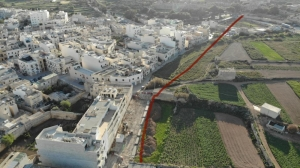 Zabbar fields under threat of Infrastructure Malta roadworks