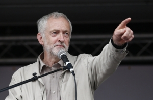 Jeremy Corbyn calls for 'war powers act', questions legal basis for Syria airstrikes