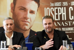 'Culture and the arts can aid vulnerable children' - Joseph Calleja