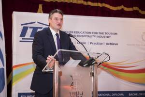 More students opt for a career within the tourism and hospitality industry