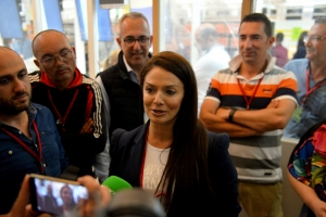 Miriam Dalli appointed head of Labour MEP delegation