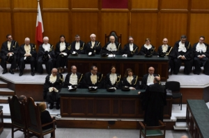 Chamber of Advocates and Justice Minister have 'synchronised' thoughts on judicial appointments