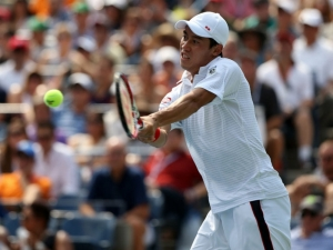 US Open: Nishikori shocks Djokovic at Flushing Meadows