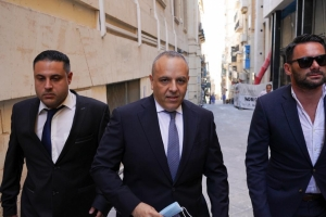 Schembri expected to miss forthcoming court sittings due to treatment for tumour