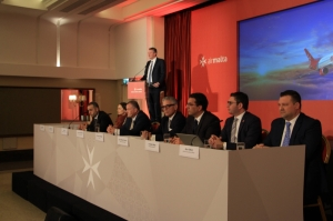 Air Malta registers more than a million in profits after 18 years