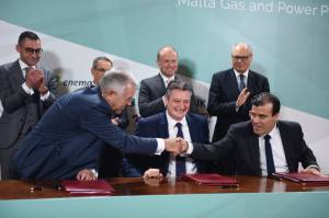 ElectroGas defends Delimara project over suggestions of 'unusual' SOCAR gas procurements