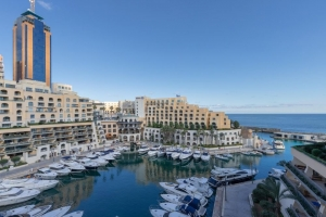 Living the high life at Portomaso, Malta's most sought-after location