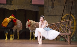 'La Fille mal Gardée' to be broadcast live from the Royal Opera House