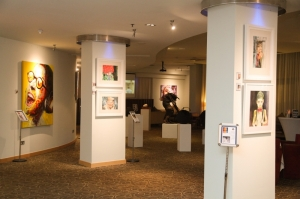 Le Meridien launches first collective art exhibition