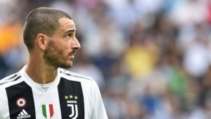 Bonucci turned down Real Madrid for a second spell with Juventus