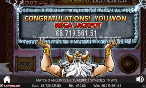 LeoVegas Player Wins €6.7 Million Jackpot on Mobile