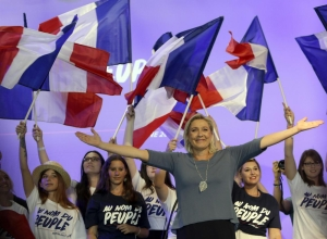 French PM admits Le Pen could win presidential election