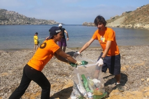 Let's Do It Malta organizes national clean-up on Saturday 9 May