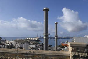Electricity from Sicily was main power source last year