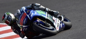Dominant Lorenzo takes sensational pole