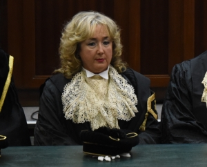 Lorraine Schembri Orland is Malta's judge at the European Court of Human Rights