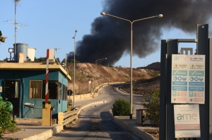 [WATCH] Updated |  Massive fire at Magħtab waste complex