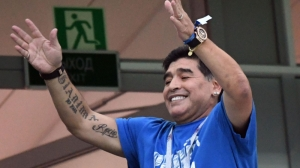 Maradona to coach Dorados of Mexico