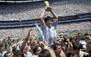 Argentina legend Diego Maradona dead at 60