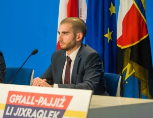 [WATCH] PN executive president Mark Anthony Sammut resigns: 'Result is disastrous and others should do the same'