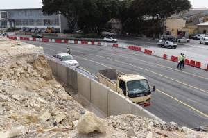 [WATCH] Route through Dock 7 and Marsa diversion lanes open from tomorrow