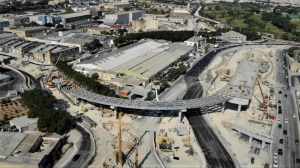 [WATCH] First two Marsa flyovers to be open by end of September