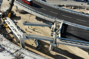 [WATCH] Four Marsa Junction project flyovers by the end of March