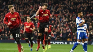 Manchester United through to the fourth round of the FA Cup with win over Reading