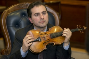 Stradivarius concert celebrates a new phase for cancer care in Malta
