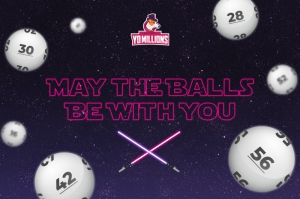 May the balls be with you!