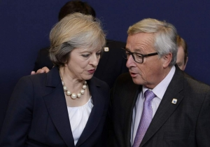 EU tells May there can be no further deal renegotiations