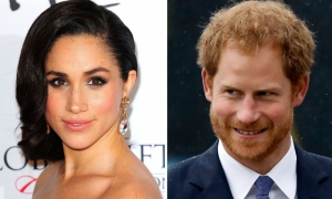 Prince Harry leaps to his girlfriend's defence: 'our private lives are not a game'