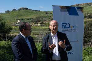 Francis Zammit Dimech committed to bringing Maltese farming at the forefront of the EU agenda