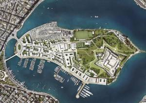 New Manoel Island plan to retain public park of over 80,000 square metres