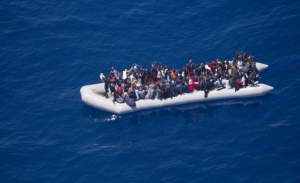 Migrant drone surveillance from Malta: MEP questions information-sharing with 'pull-back' countries