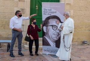 Dimech biographer Mark Montebello pens Dom Mintoff biography