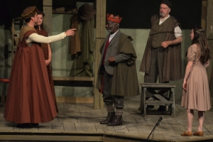 [SLIDESHOW] 'Geoffrey' from Fresh Prince takes on King Lear