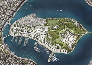 Gzira mayor gives MIDI's Manoel Island revamp the thumbs-up