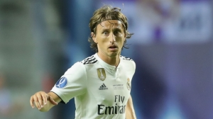 Luka Modric named best male player and Marta best female player at Fifa awards