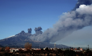 Public health warning issued over Etna ash spread over Malta