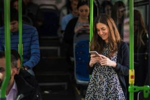 50 of Malta's public buses are about to get free wi-fi