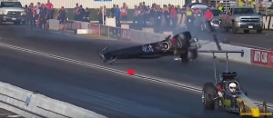 [WATCH] Close call for Malta's Whippy Racing as opponent has spectacular crash